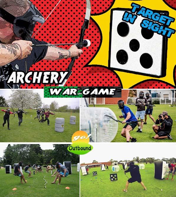 Paket Archery War Game (Perang Panahan), Lokasi di Jakarta, Bogor, Lembang, Bandung, Puncak, Sukabumi