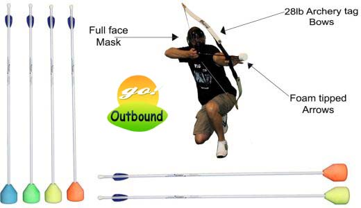 Arrows For Archery Tag Games