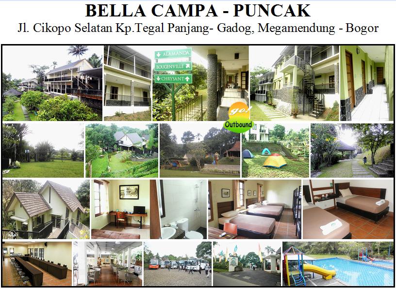 BELLA CAMPA - Megamendung Puncak, Bogor