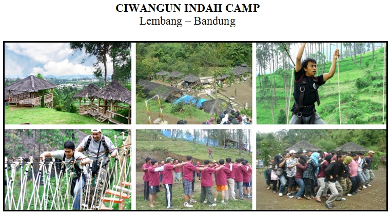 PHONE: 0812-9033-0797, Tempat/Lokasi Camping MURAH, Ciwangun Indah Camp - Bandung. Tersedia dalam Paket Outbound, Outing, Gathering.