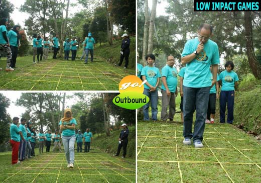 Contoh Low Impact Games