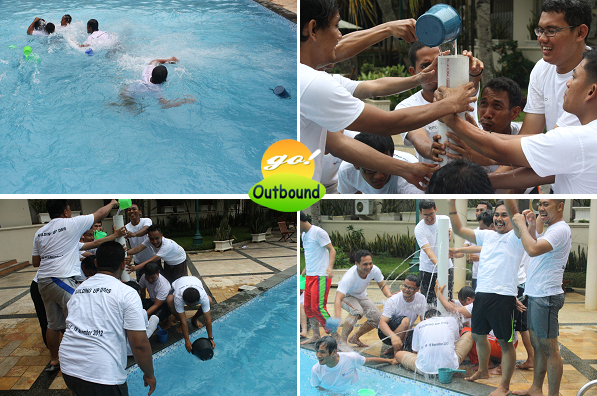 Contoh Permainan (Games) Outbound: Dragon Ball