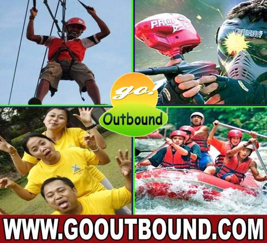 GO Outbound, Rafting, Paintball