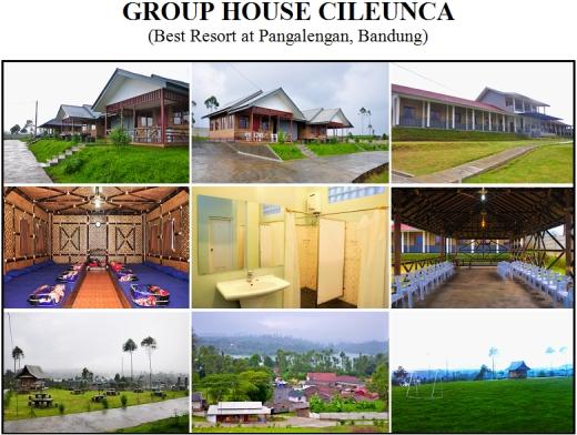 GROUP HOUSE CILEUNCA, Pangalengan Bandung