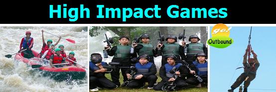 High Impact Games, Contoh Permainan High Impact