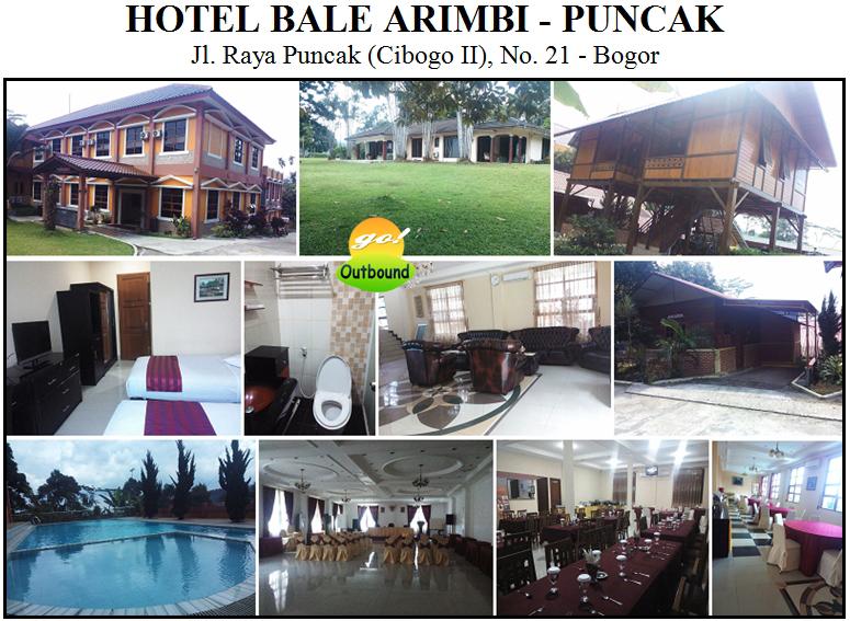 HOTEL BALE ARIMBI - PUNCAK