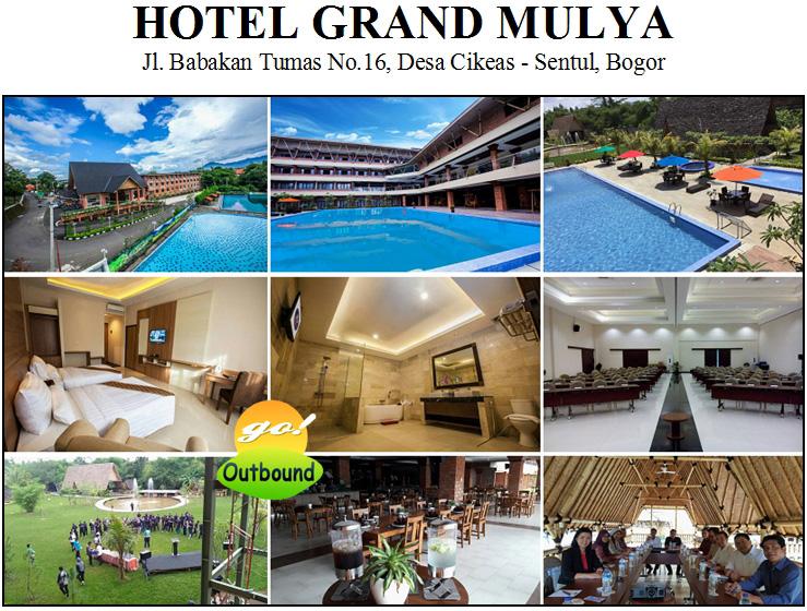 HOTEL GRAND MULYA - SENTUL, BOGOR