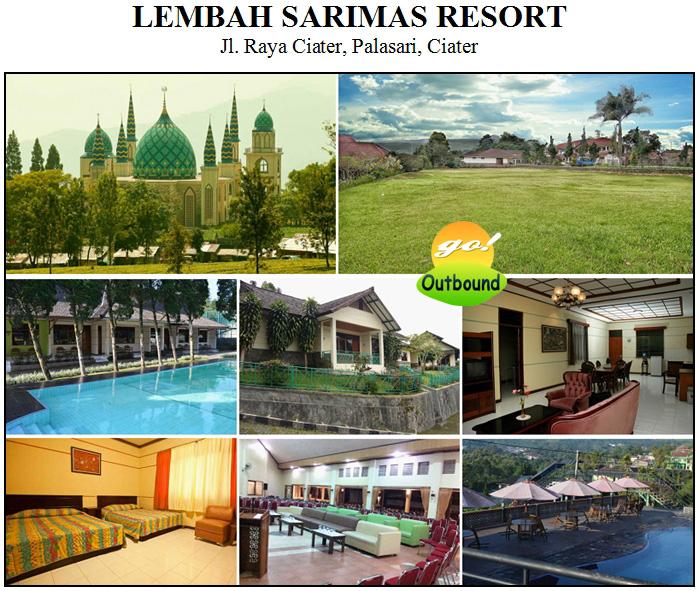 LEMBAH SARIMAS RESORT - CIATER