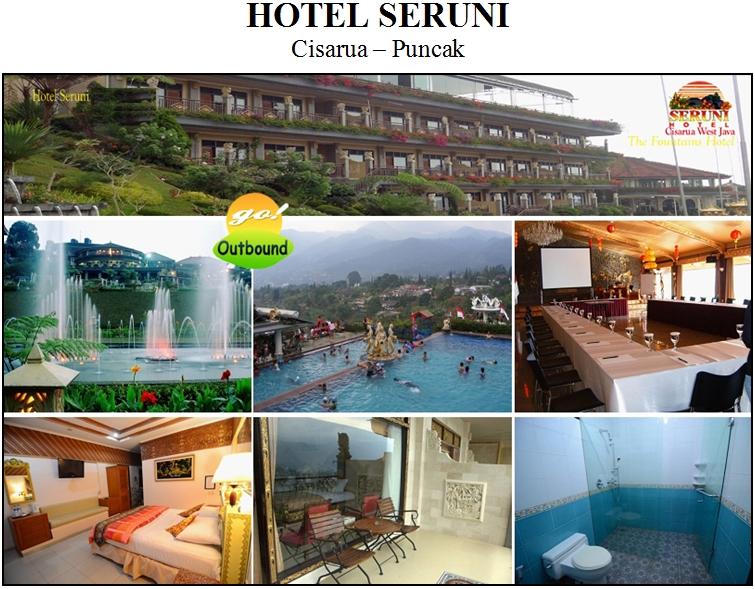 HOTEL SERUNI, Cisarua - Puncak - Bogor