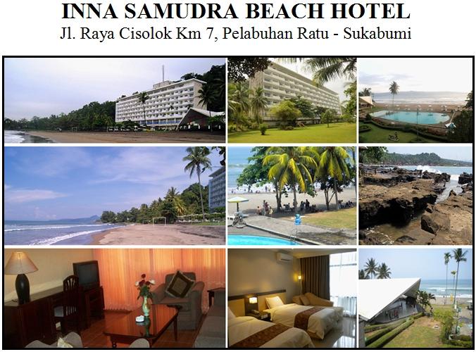 INNA SAMUDRA BEACH HOTEL - Palabuhan Ratu Sukabumi