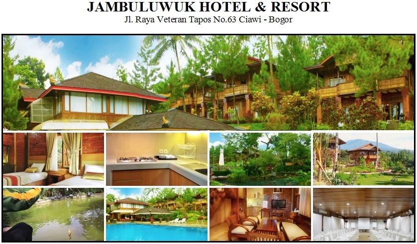 JAMBULUWUK Hotel Resort, Ciawi Bogor