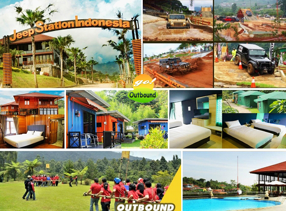 Jeep Station Indonesia (JSI) Resort, Mega Mendung - Puncak