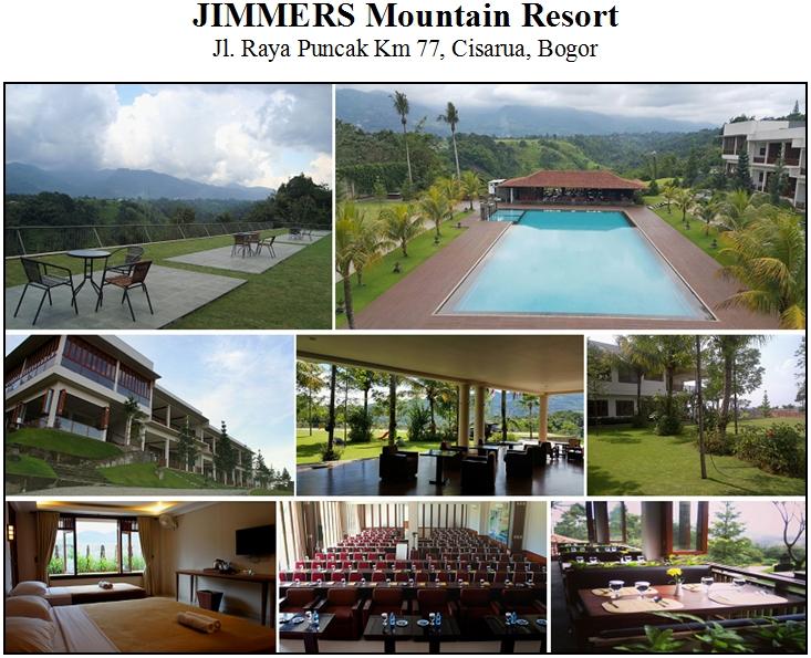 Hotel JIMMERS - Puncak