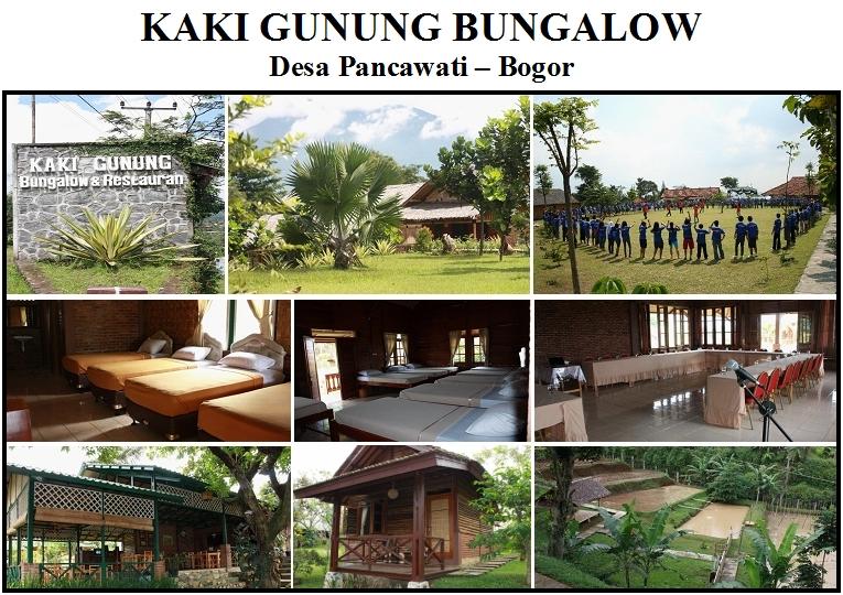 Kaki Gunung Bungalow - Desa Pancawati