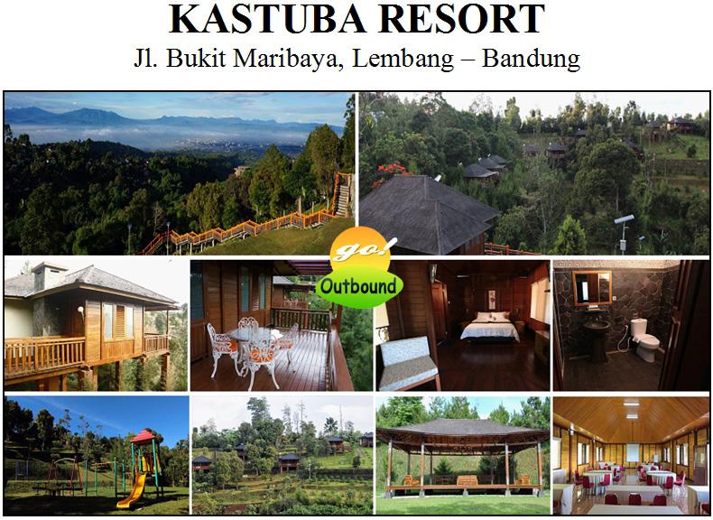 KASTUBA RESORT, Maribaya, Lembang - Bandung