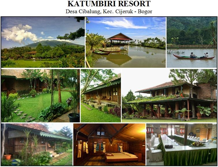 KATUMBIRI RESORT - Bogor