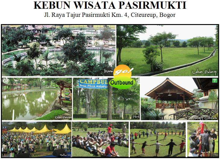 Kebun Wisata Pasir Mukti - Bogor