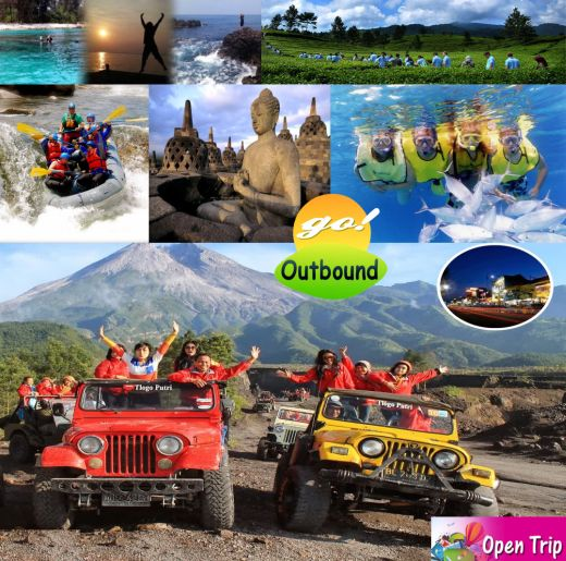 Open Trip MURAH: Bali, Pulau Tidung, Gunung Bromo, Rinjani, Bandung, Candi Borobudur, Lombok, Jogja, Yogyakarta, Jawa, Sumatera