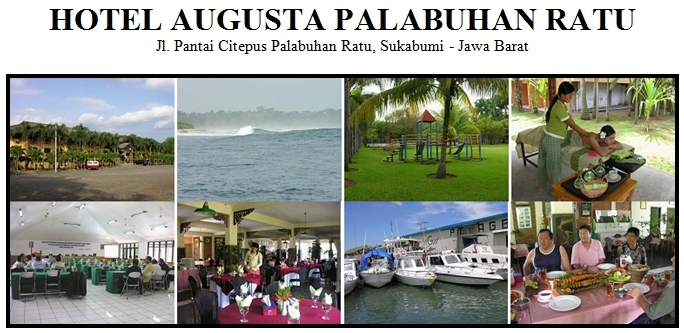 Outbound di Hotel Augusta Palabuhan Ratu Sukabumi
