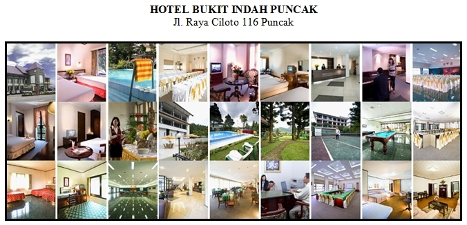 Outbound di Hotel Bukit Indah Puncak