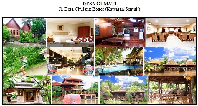 Outbound di Hotel Desa Gumati Sentul Bogor