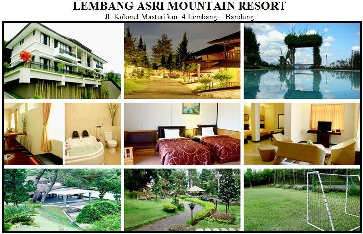 Outbound di Hotel Lembang Asri Mountain Resort Bandung