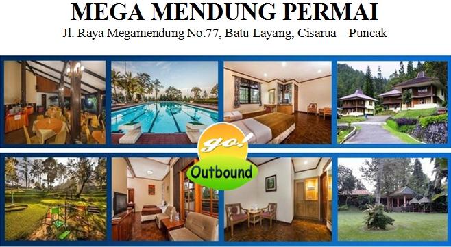 Outbound di Hotel Mega Mendung Permai Puncak