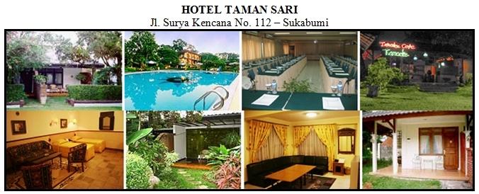 Outbound di Hotel Taman Sari Sukabumi