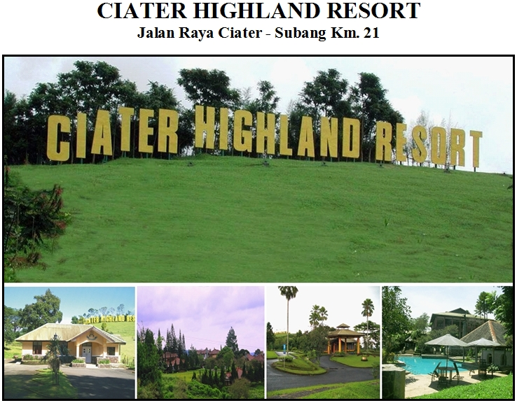 Outbound di Hotel Villa Ciater Highland Resort