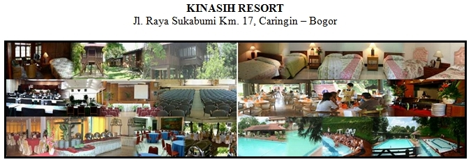 Outbound di Hotel Villa Kinasih Resort Bogor
