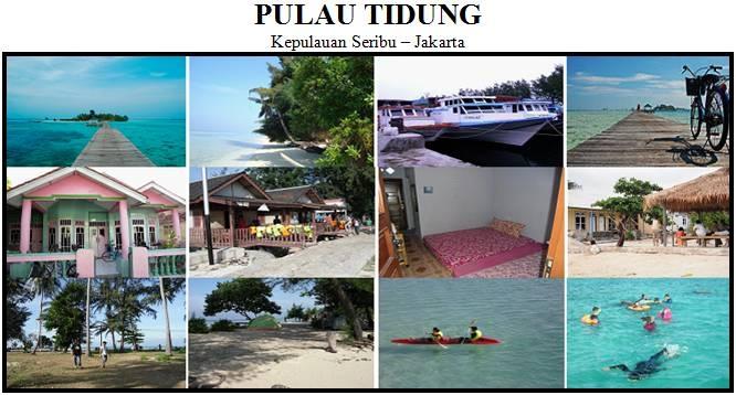 Outbound di Pulau Tidung Kepulauan Seribu