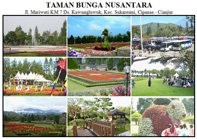 Outbound di Taman Bunga Nusantara Puncak