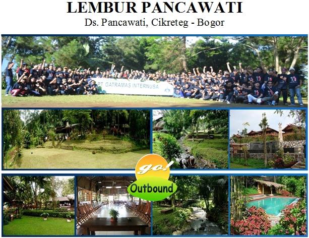 Outbound di Villa Lembur Pancawati Bogor