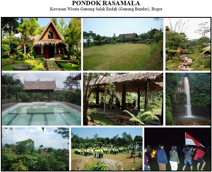 Outbound di Villa Pondok Rasamala Gunung Bunder Bogor