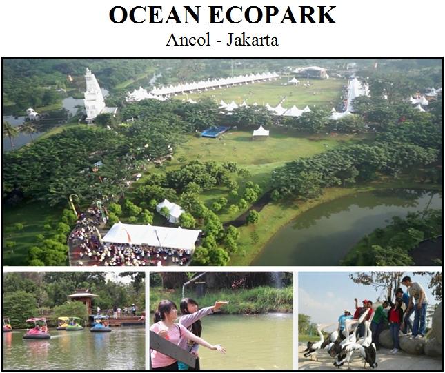 Outbound Ecopark Ancol Jakarta