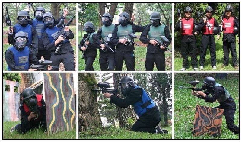 Paket Paintball di Bumi Perkemahan Ragunan Jakarta