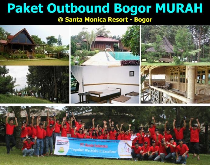 Paket Outbound Bogor MURAH