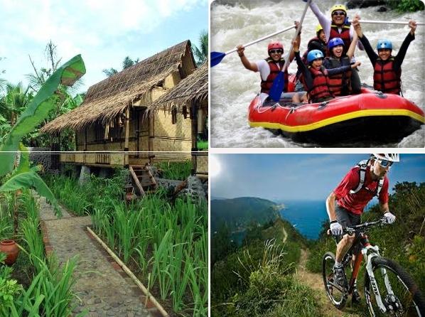 Rafting (Arung Jeram): Sungai Cicatih (Citatih) Sukabumi