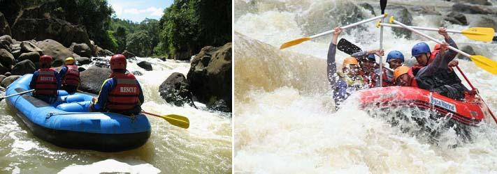 Paket Rafting Cicatih (Arung Jeram Citatih) Sukabumi MURAH