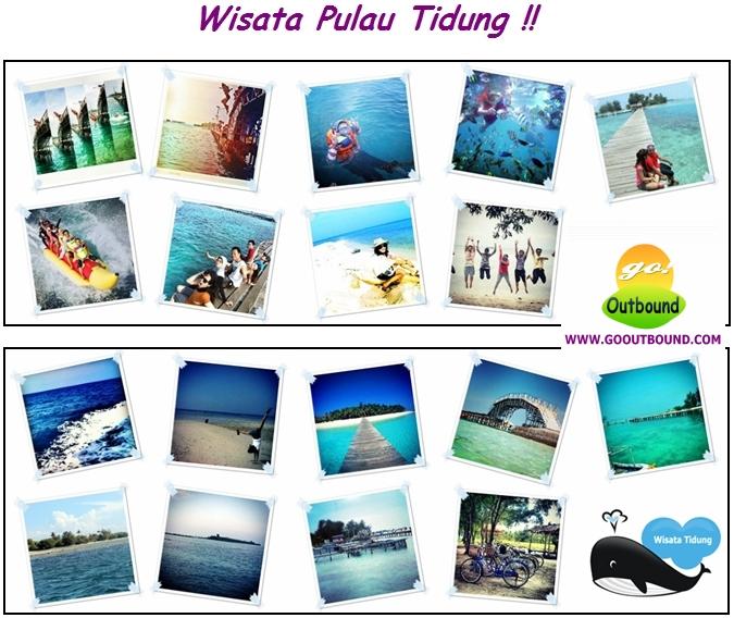 Paket Tour Wisata Pulau Tidung 1, 2, 3 Hari