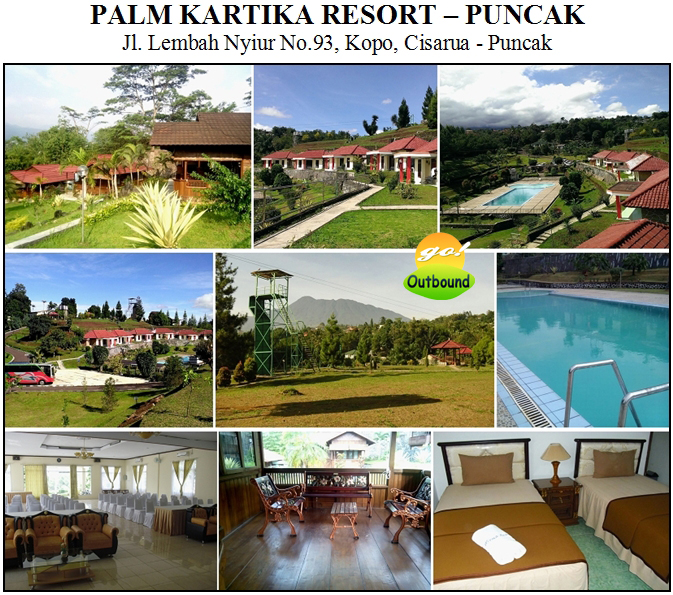 PALM KARTIKA RESORT - PUNCAK