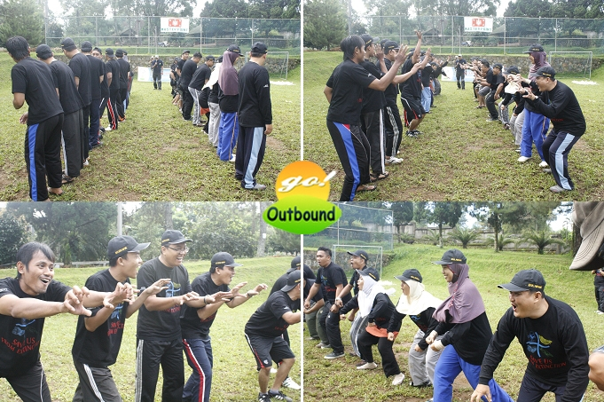 Contoh Permainan (Games) Outbound: SAMSON and DELILAH