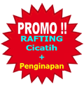 Promo Rafting Cicatih