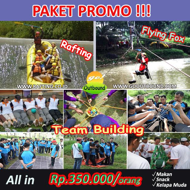 PHONE: 0812-9033-0797, PAKET PROMO, Outbound Full Day, 1 Hari Rafting (Arung Jeram di Bogor MURAH).