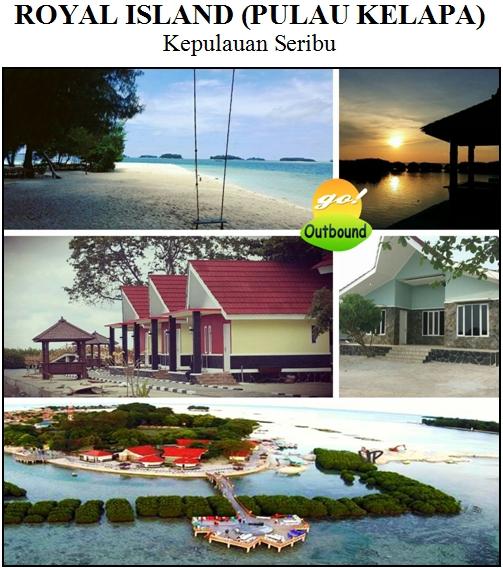 Royal Island (Pulau Kelapa) - Kepulauan Seribu