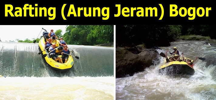 Rafting Bogor, Arung Jeram Bogor