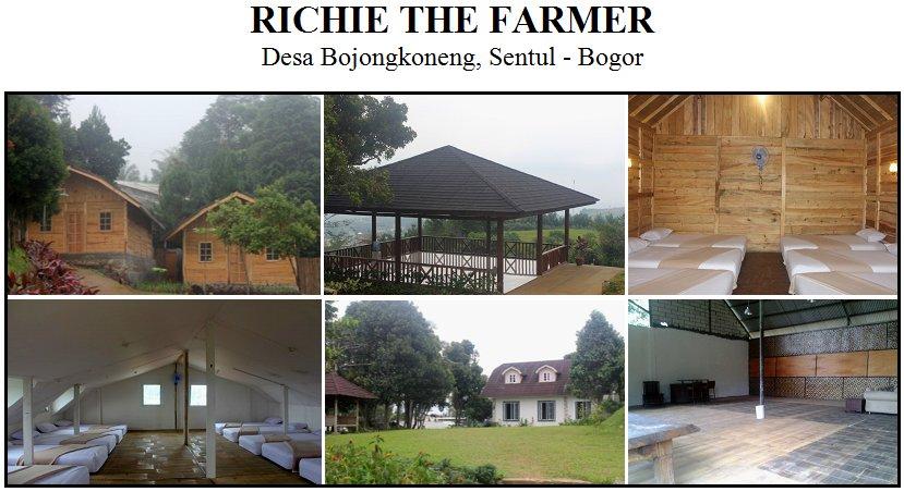 RICHIE THE FARMER, Sentul - Bogor