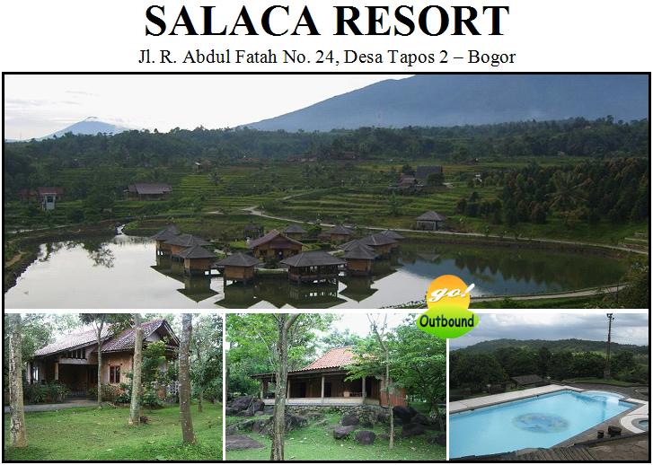 SALACA RESORT - Bogor