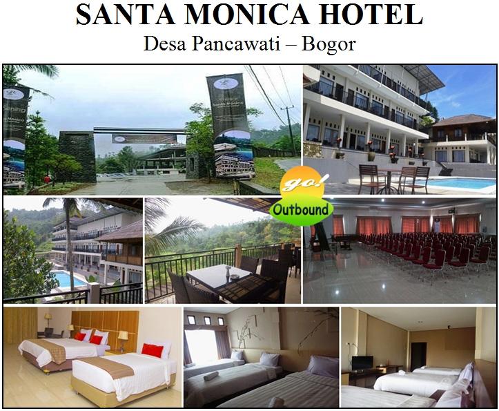 SANTA MONICA HOTEL - Desa Pancawati, Bogor