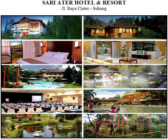 Sari Ater Hotel Resort - Subang (Pemandian Air Panas Ciater)